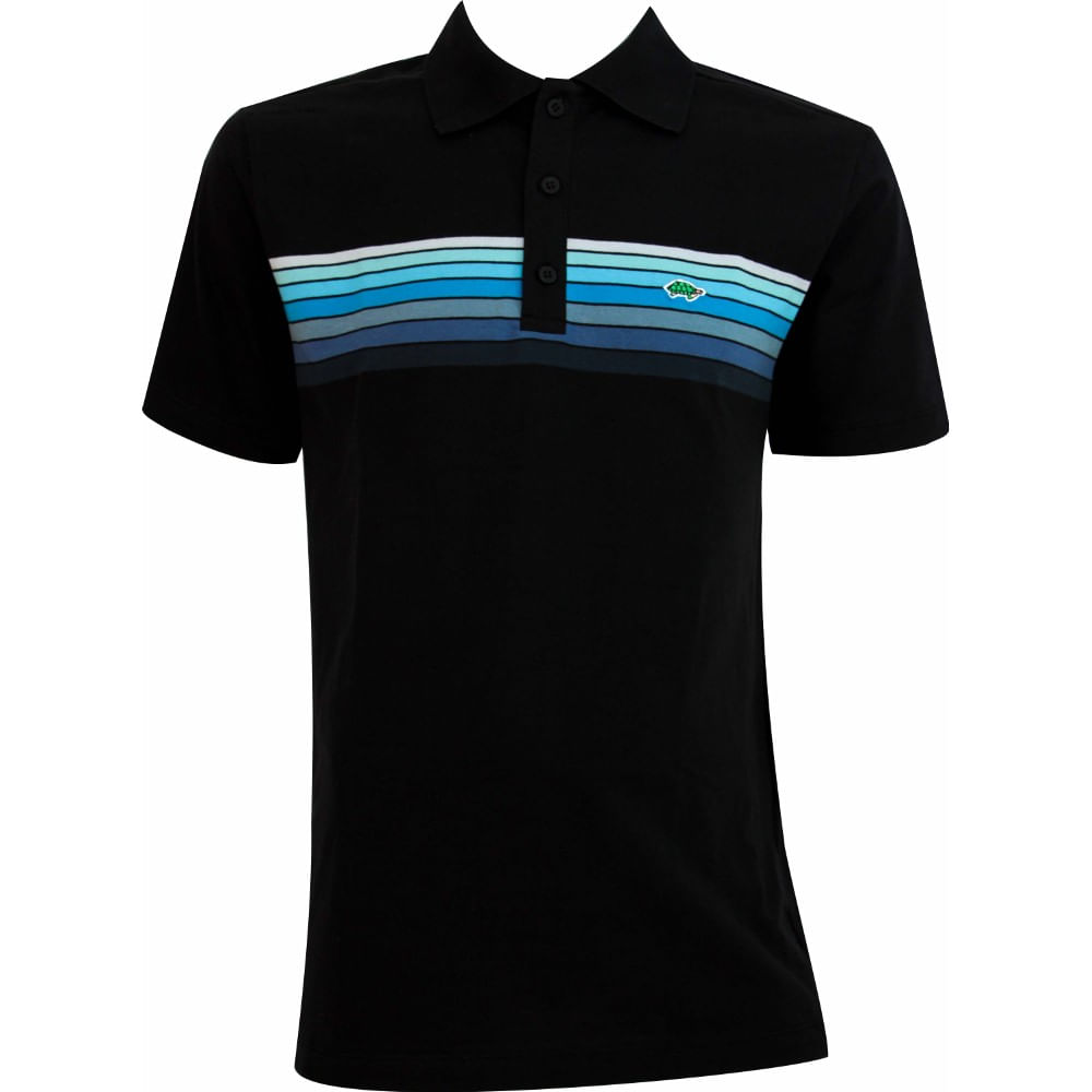 Camisa polo masculina listrada - Pau a Pique 918967c739dd7