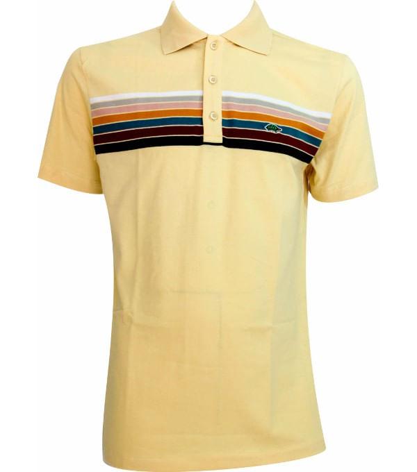 Camisa polo masculina listrada - Pau a Pique a48c51579a413