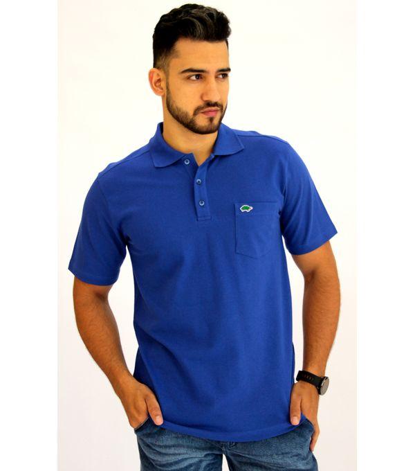 Camisa polo básica masculina - Pau a Pique 8963f41df66c4
